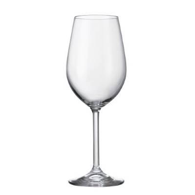 Set 6 bicchieri Vino Bianco