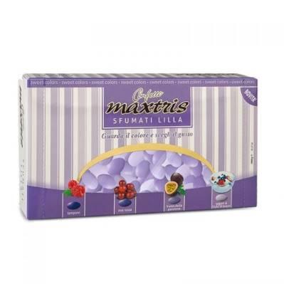 Confetti Maxtris Sfumati Lilla
