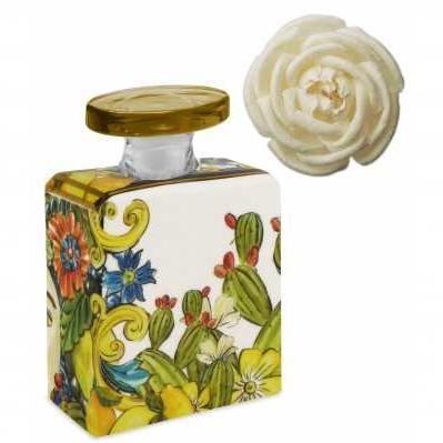 Bottiglia Small da collezione sicilia oro Baroque&Rock - Baci Milano