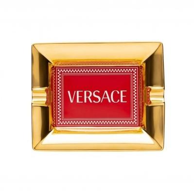 Versace Medusa Rhapsody Red Posacenere 16cm