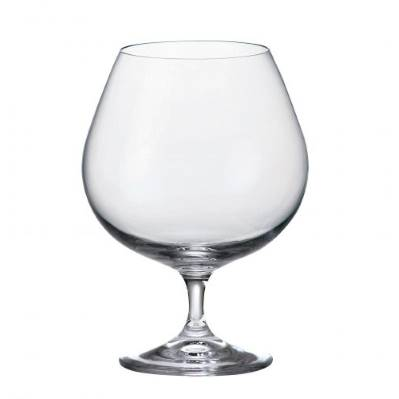 Set 6 bicchieri Cognac