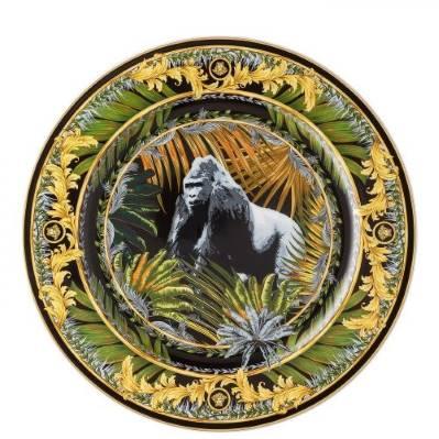 Piatto da parete LE REGNE ANIMAL 30 cm Rosenthal Versace
