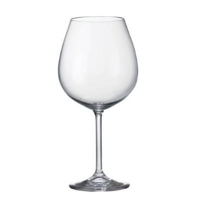 Set 6 bicchieri Vino Rosso Colibri'