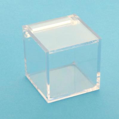 Scatolina per confetti in plexiglass
