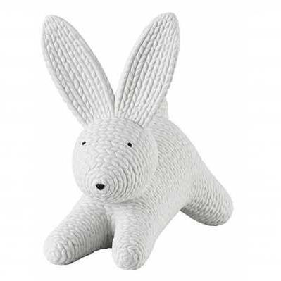 Rosenthal - Coniglio grande bianco sdraiato in porcellana - RABBITS