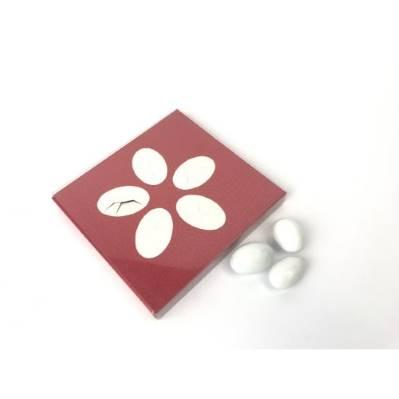 Scatolina piatta portaconfetti