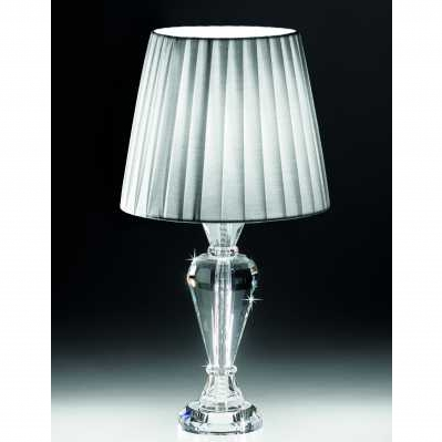 Lampada in cristallo da tavolo - RANOLDI