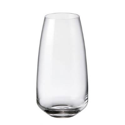 Set 6 bicchieri acqua Anser in cristallo Bohemia
