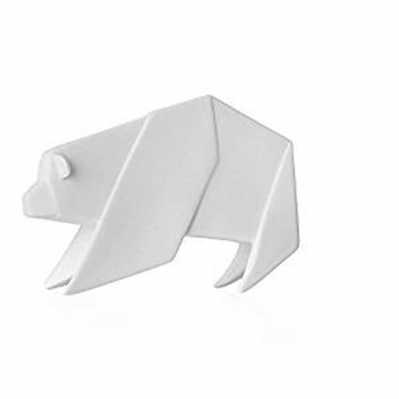 Origami panda - porcellana