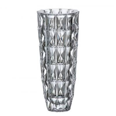 Vaso in cristallo Diamond 33 cm