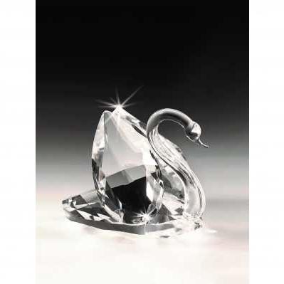 Cigno in cristallo - RANOLDI