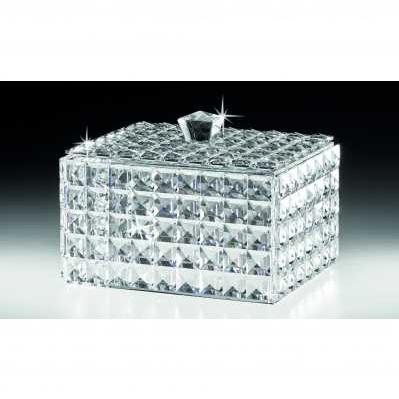 Portagioie in cristallo alto - RANOLDI