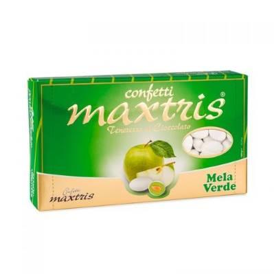 Confetti Maxtris Mela verde