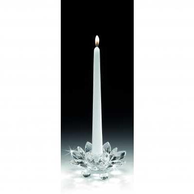 Candeliere cristallo ninfea piccolo - RANOLDI