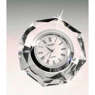 Orologio piccolo cerchio in cristallo - RANOLDI