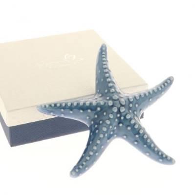 Stella marina oceano in porcellana