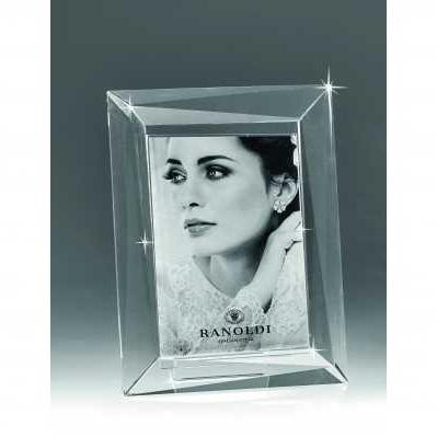 Cornice portafoto in cristallo liscia - RANOLDI