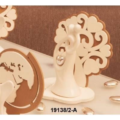 Statua coppia Innamorati con Albero della Vita