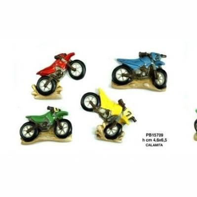 Calamita Moto da corsa - Mandorle