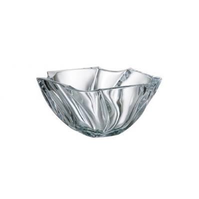 Centrotavola in cristallo Neptune 25.5 cm