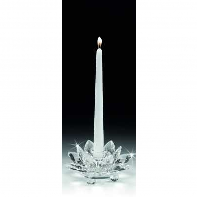 Candeliere cristallo ninfea grandee - RANOLDI
