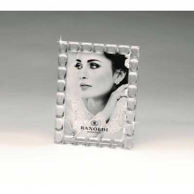 Cornice portafoto in cristallo diamantato - RANOLDI