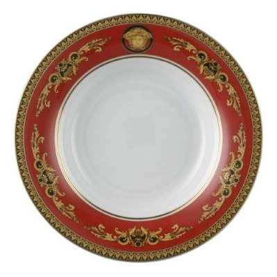 Piatto Gourmet MEDUSA ROSSA 31 cm Rosenthal Versace