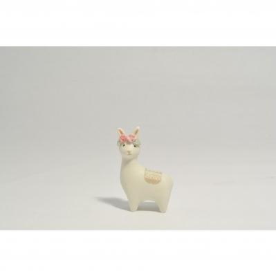 Alpaca piccolo in ceramica - Collezione 2020