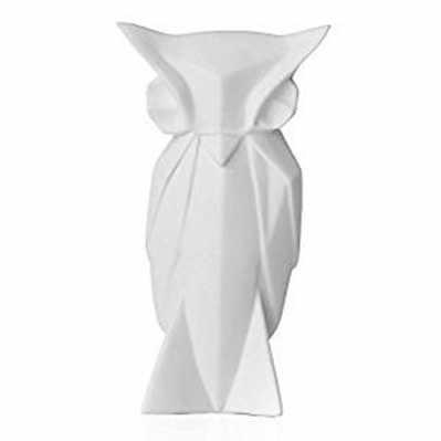 Origami gufo - porcellana