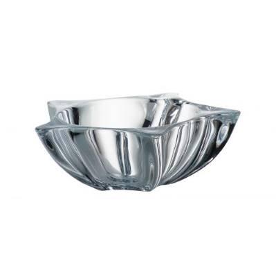 Centrotavola in cristallo Yoko 30.5 cm