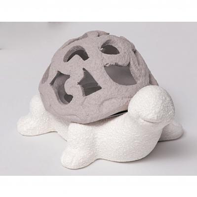 Scatolina tartaruga in porcellana