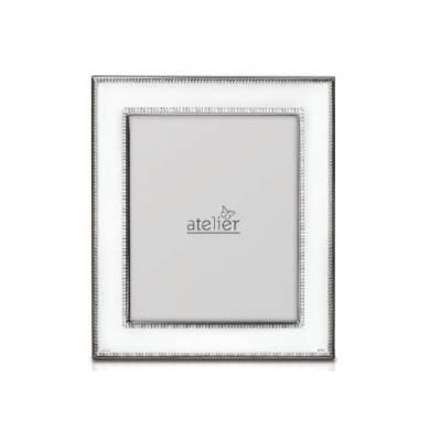 Portafoto linea Luxury argentato - Atelier