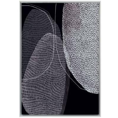 Quadro stampa serigrafica 70x100 con cornice - L'Oca Nera