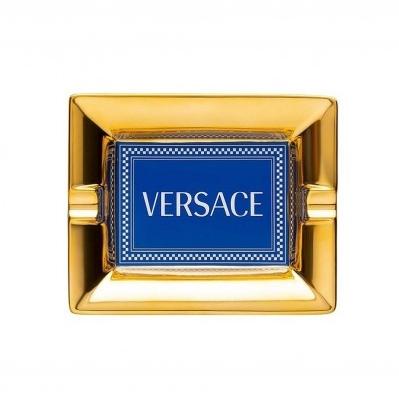 Versace Medusa Rhapsody Blue Posacenere 13cm