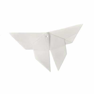 Origami farfalla - porcellana