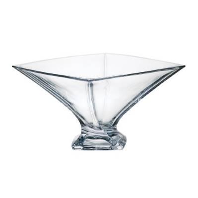 Centrotavola in cristallo Quadro 32.5 cm