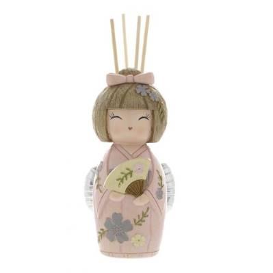Diffusore di fragranze bambolina Kokeshi