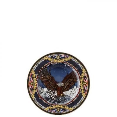 Piattino Parete LE REGNE ANIMAL 18 cm Rosenthal Versace