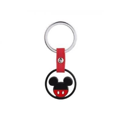 Bomboniera Disney in resina topolino rosso e nero portachiavi