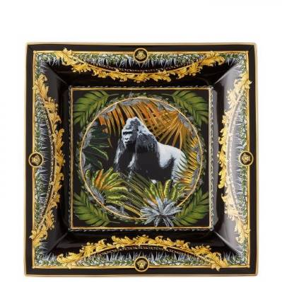 Coppa LE REGNE ANIMAL 28 cm Rosenthal Versace