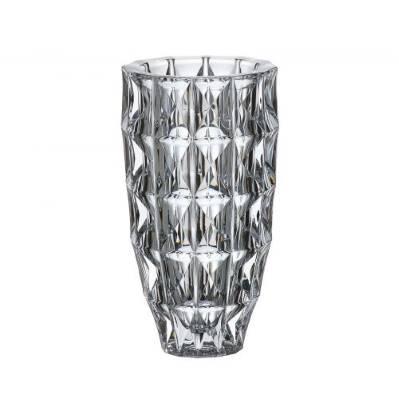 Vaso in cristallo Diamond 28 cm