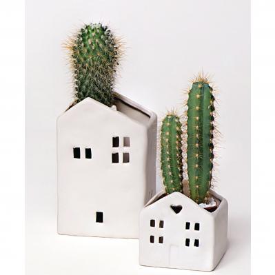 Casa piccola magnete in porcellana