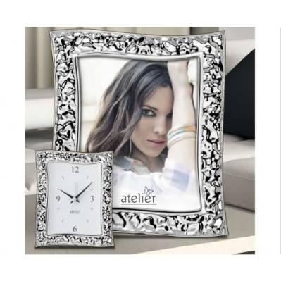 Portafoto linea Diamond argentato - Atelier