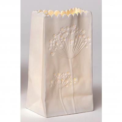 Vaso piccolo con LED