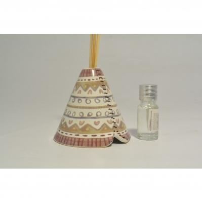 Profumatore Tenda indiana in ceramica - Collezione 2020