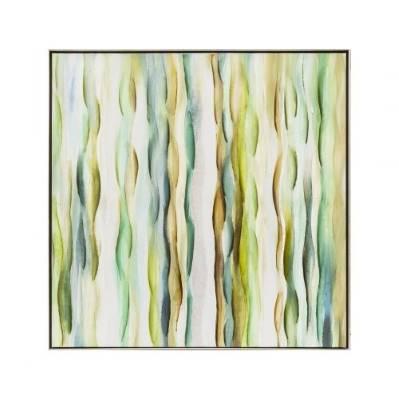 Quadro con cornice 100x100 cm - L'Oca Nera