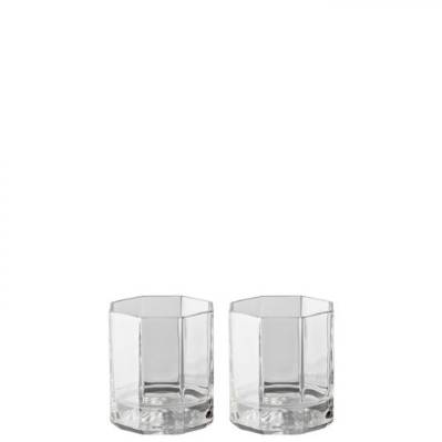 Set 2 Bicchieri Whisky MEDUSA LUMIERE Rosenthal Versace