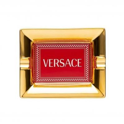 Versace Medusa Rhapsody Red Posacenere 13cm
