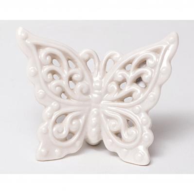Farfalla piccola in ceramica