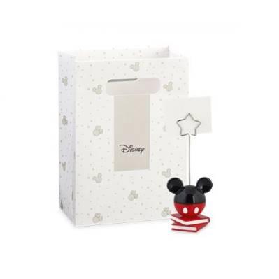 Bomboniera Disney in resina topolino rosso e nero segnaposto